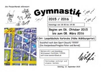 2016 Gymnastik