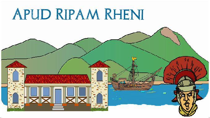 """Römergeschichte """"Leben an der Rheingrenze"""""""