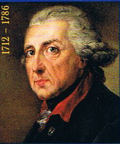 Friedrich der Große (1712-1786)