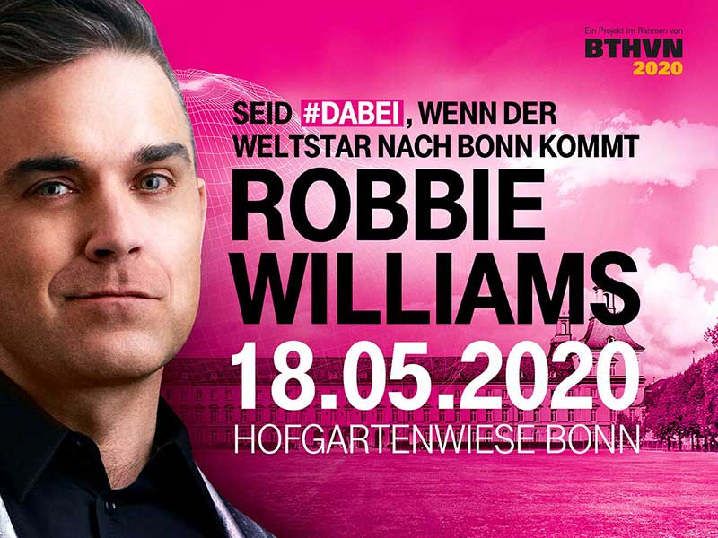 Konzert Robin Williams