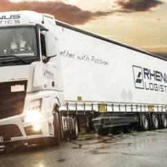 Semi Trailers For Sale In Germany Nissan Navara D40 Trailer Plug Wiring Diagram Truck Transport Road Freight Rhenus Logistics Header