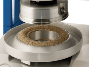 powder flow ring shear cell