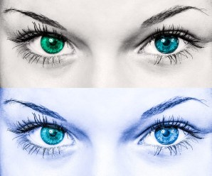 Can you change your eye color on command?
