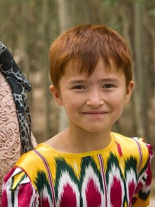 The origin of rh negative blood 450px-Uyghur-redhead