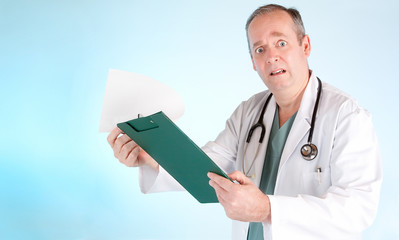 Image result for confused doctor