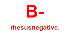 RH- BLOOD - The upsides and downsides of blood type personalities B-negative