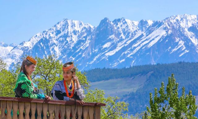 Rh Negative Tribes: The Kalash People of Pakistan Who-are-the-kalash-people-genetically