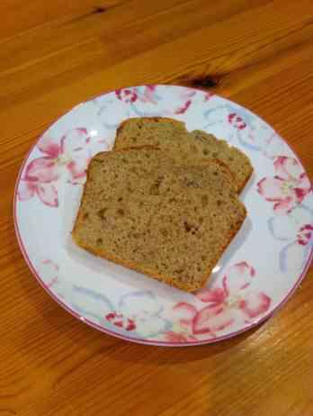 Peanut Butter Banana Bread (Dairy-Free)