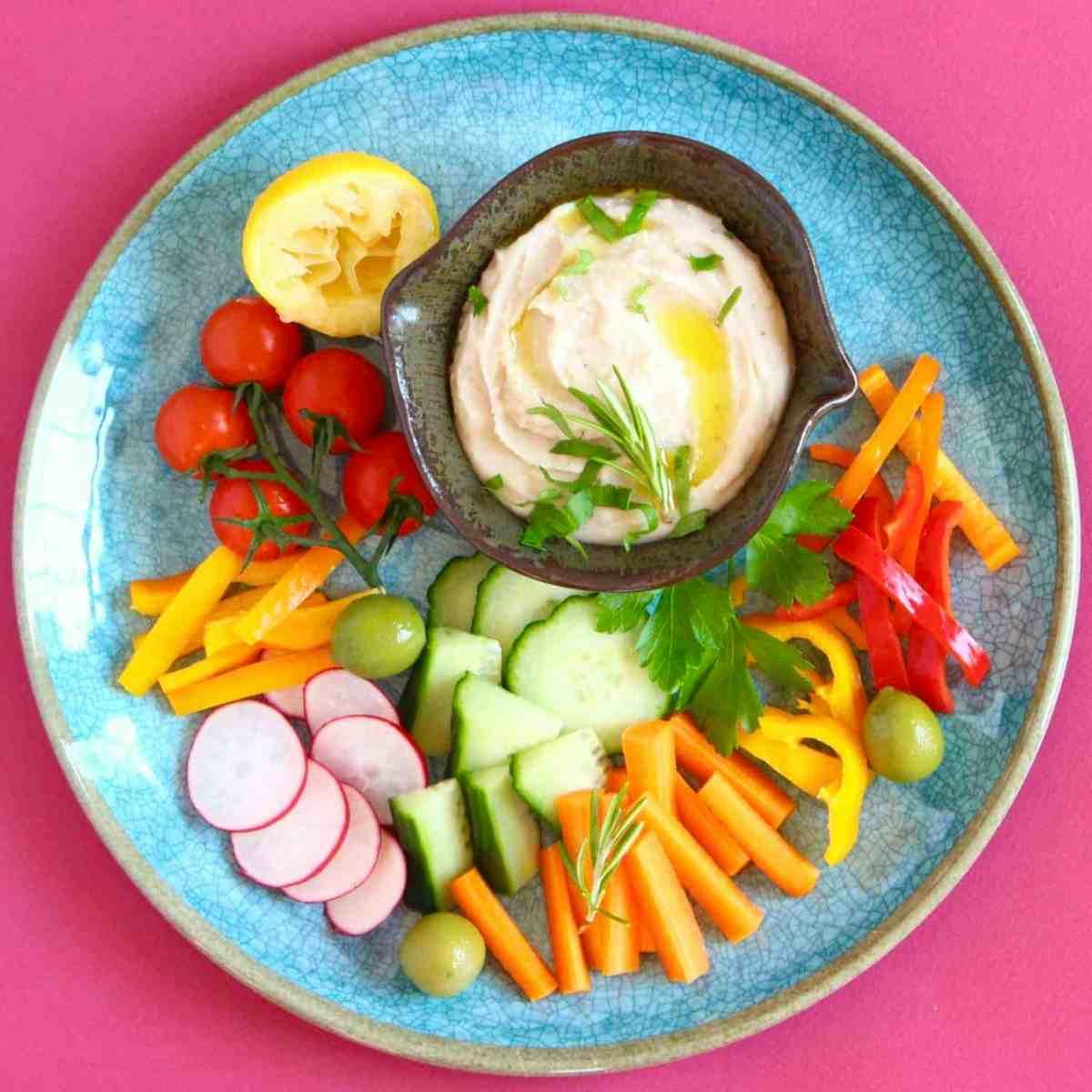 Prezzo Italian Hummus (Vegan + GF)