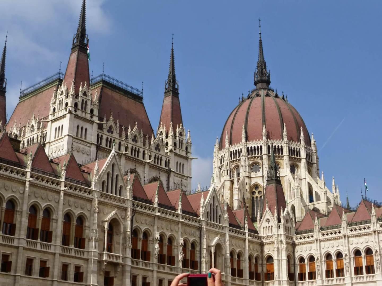 The Wonderful City of Budapest