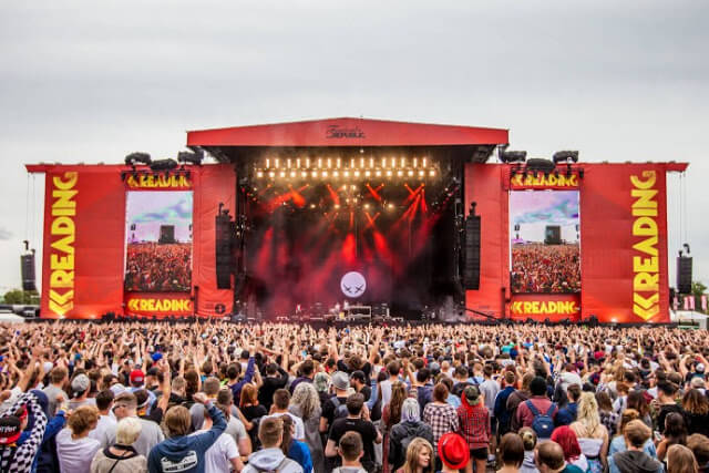 Reading Festival Is Over For Another Year