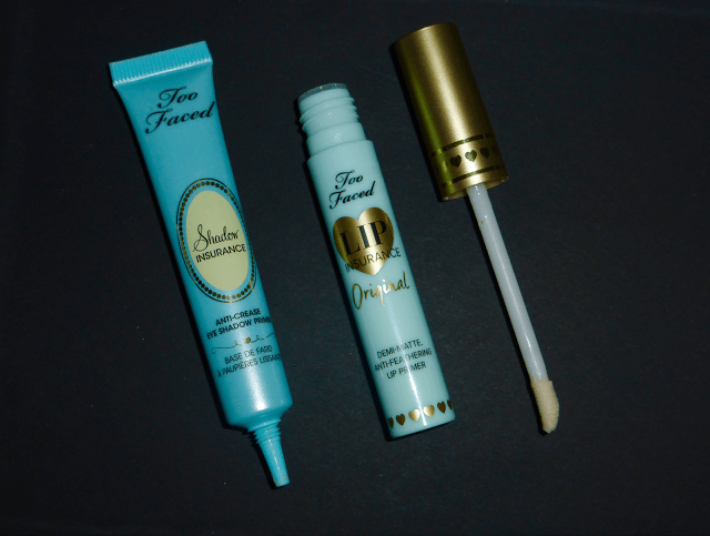 Long Lasting Make Up: Too Face Primers
