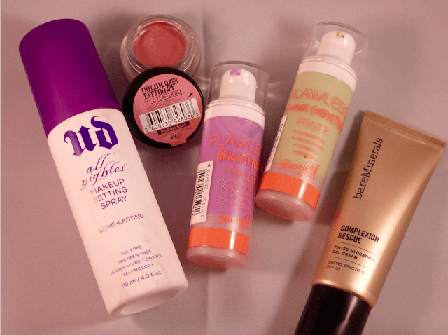 Four New Make Up Products Which Rock My World