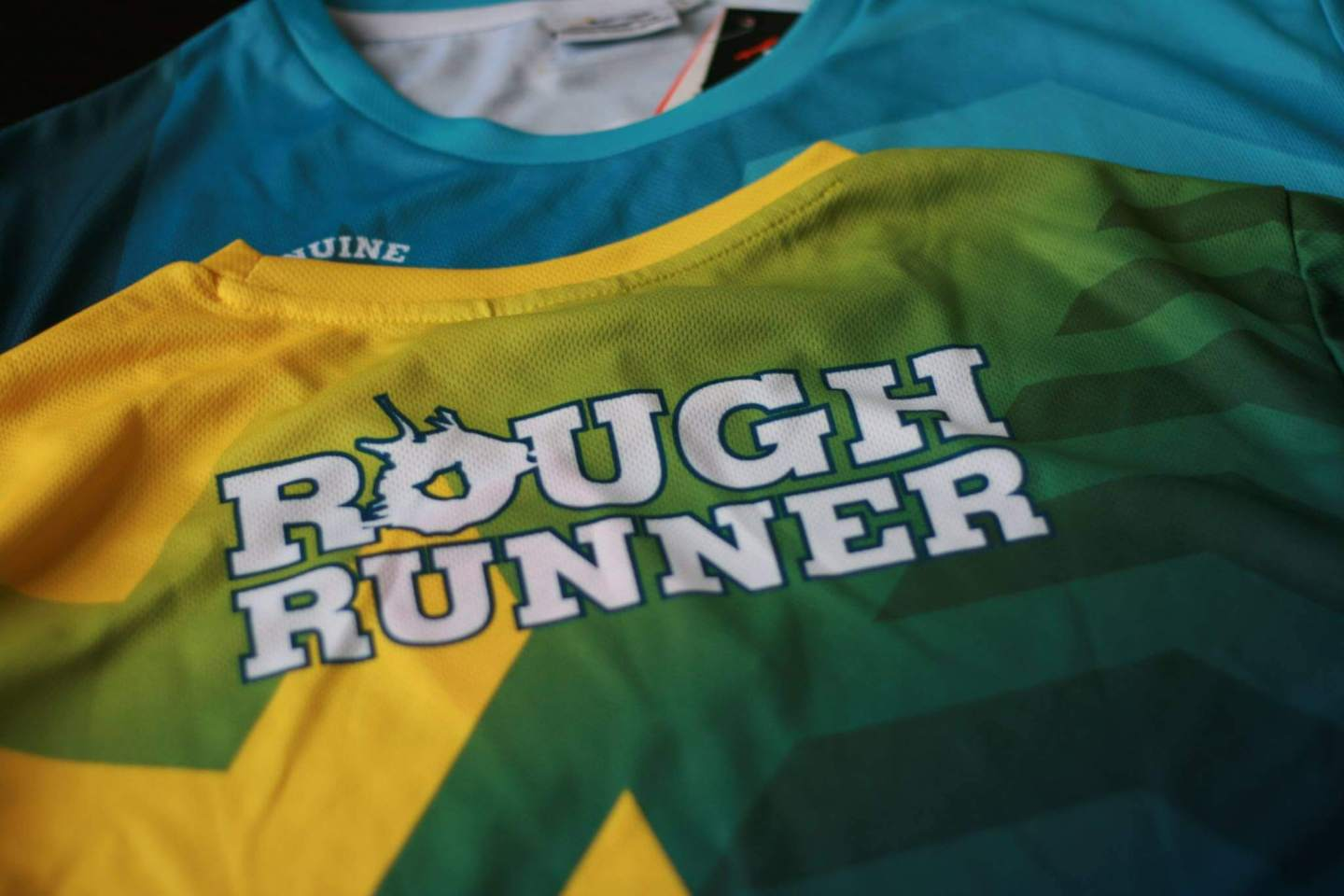 The Rough Runner Obstacle Course Run