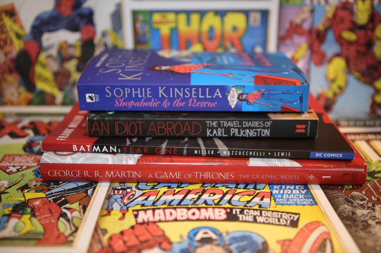 12 Books I've Read In 2017