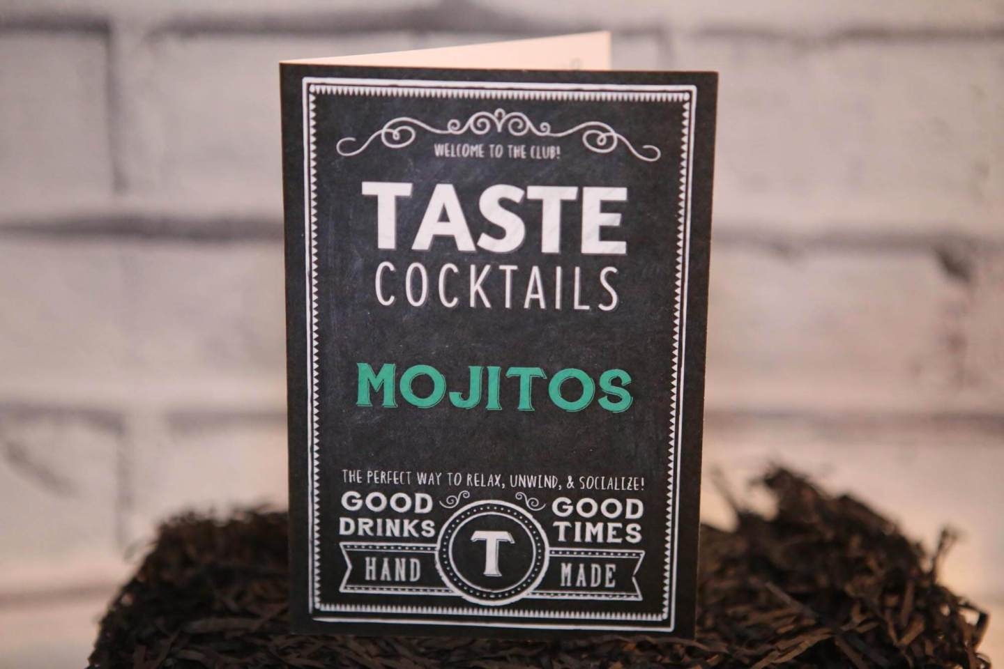 Saturday Nights In With Taste Cocktails