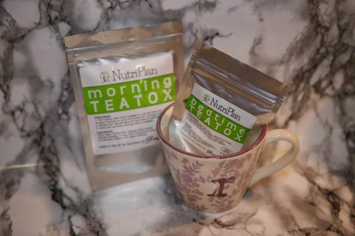 Nutri Plan detox tea