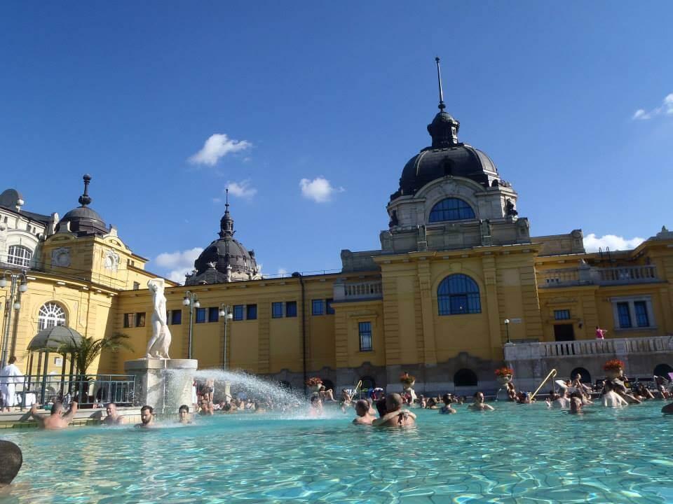 budapest thermal baths