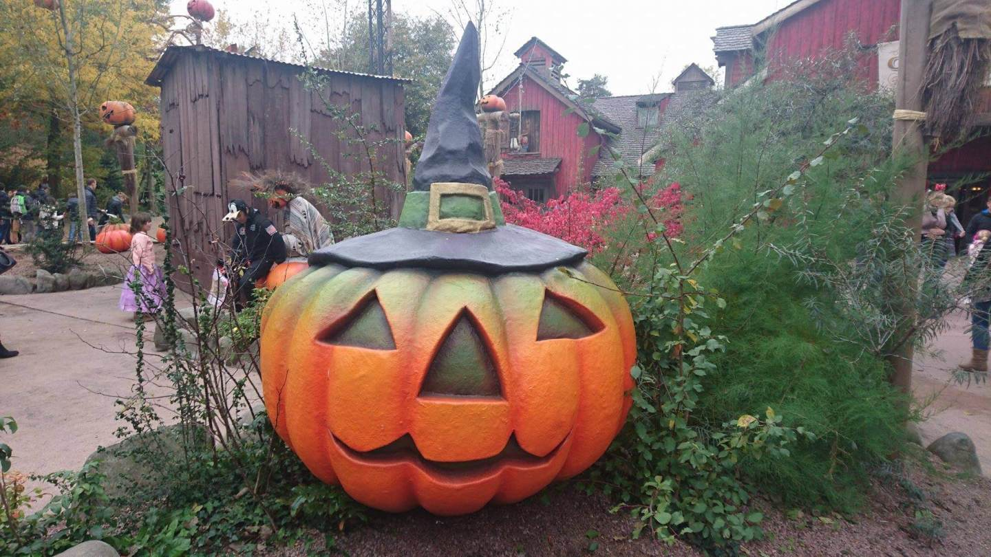 Celebrating Halloween In The Happiest Place On Earth