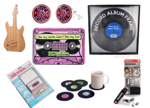 music gift guide