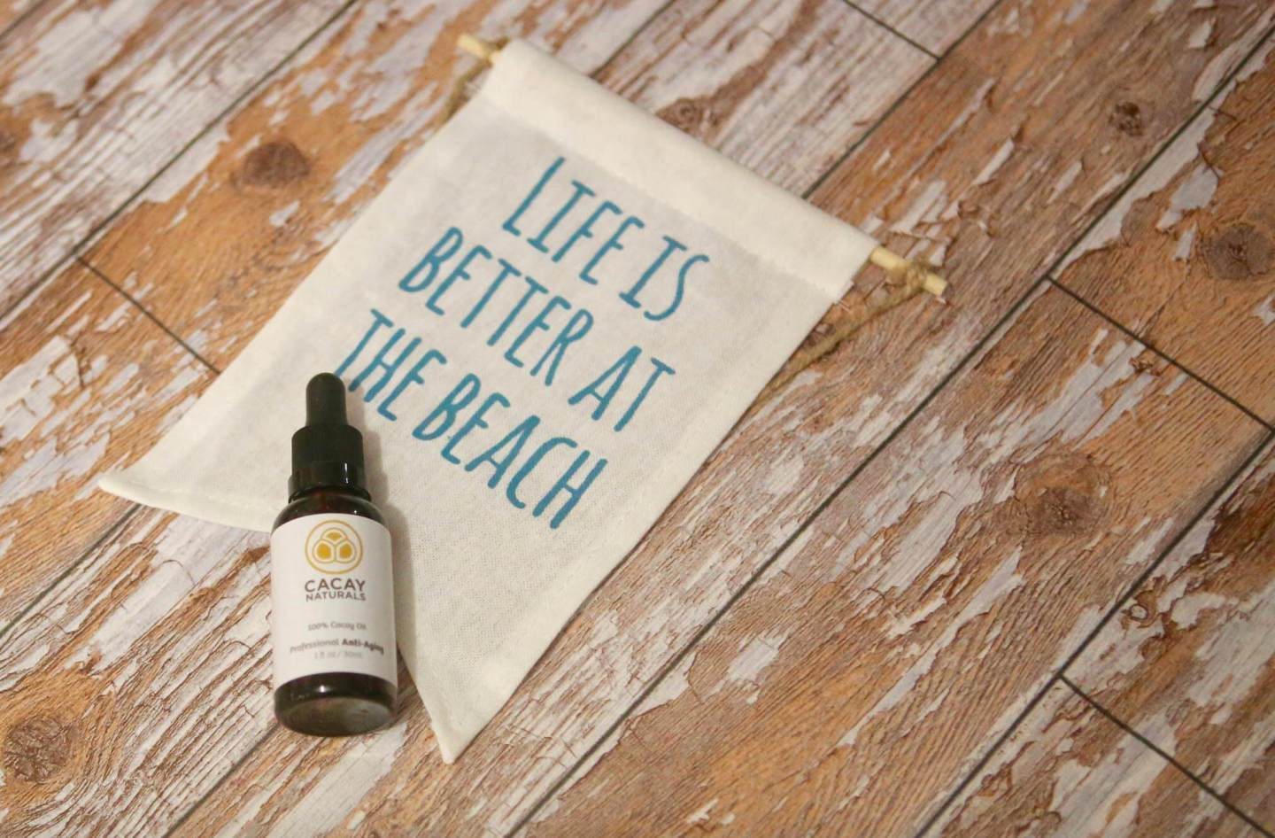 Brand New Natural Skincare Discovery