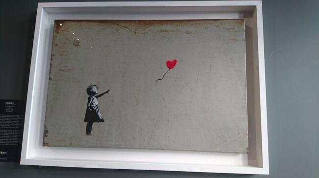 Amsterdam Banksy 2