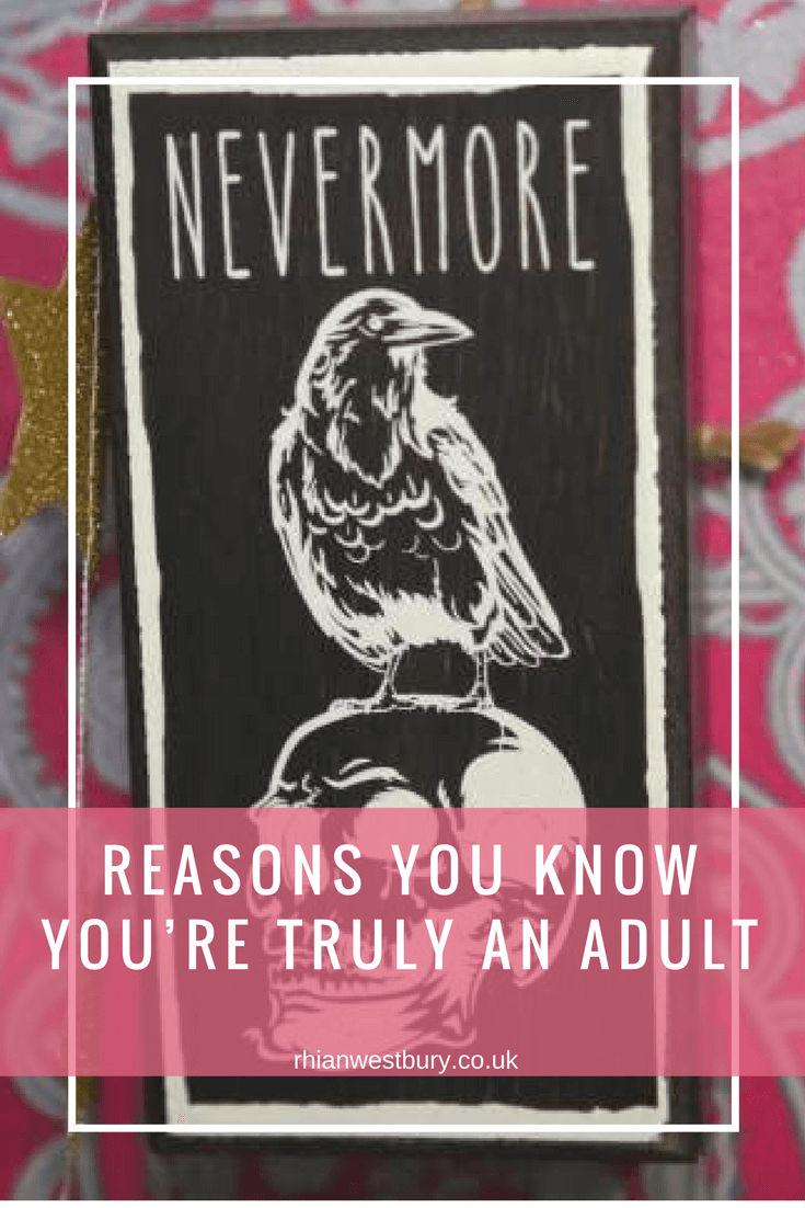Are you truly an adult?