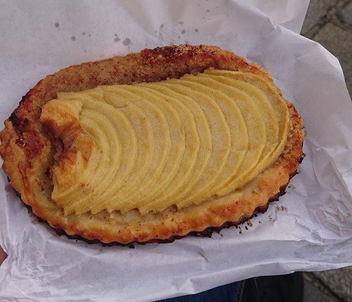 Apple Baked Pastry