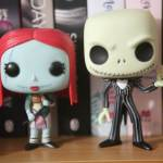 Pop Vinyl Jack and Sally