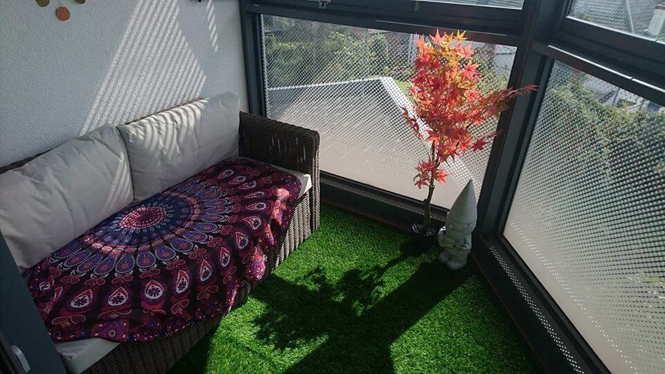 My Balcony Transformation – Making The Most Of Small Spaces
