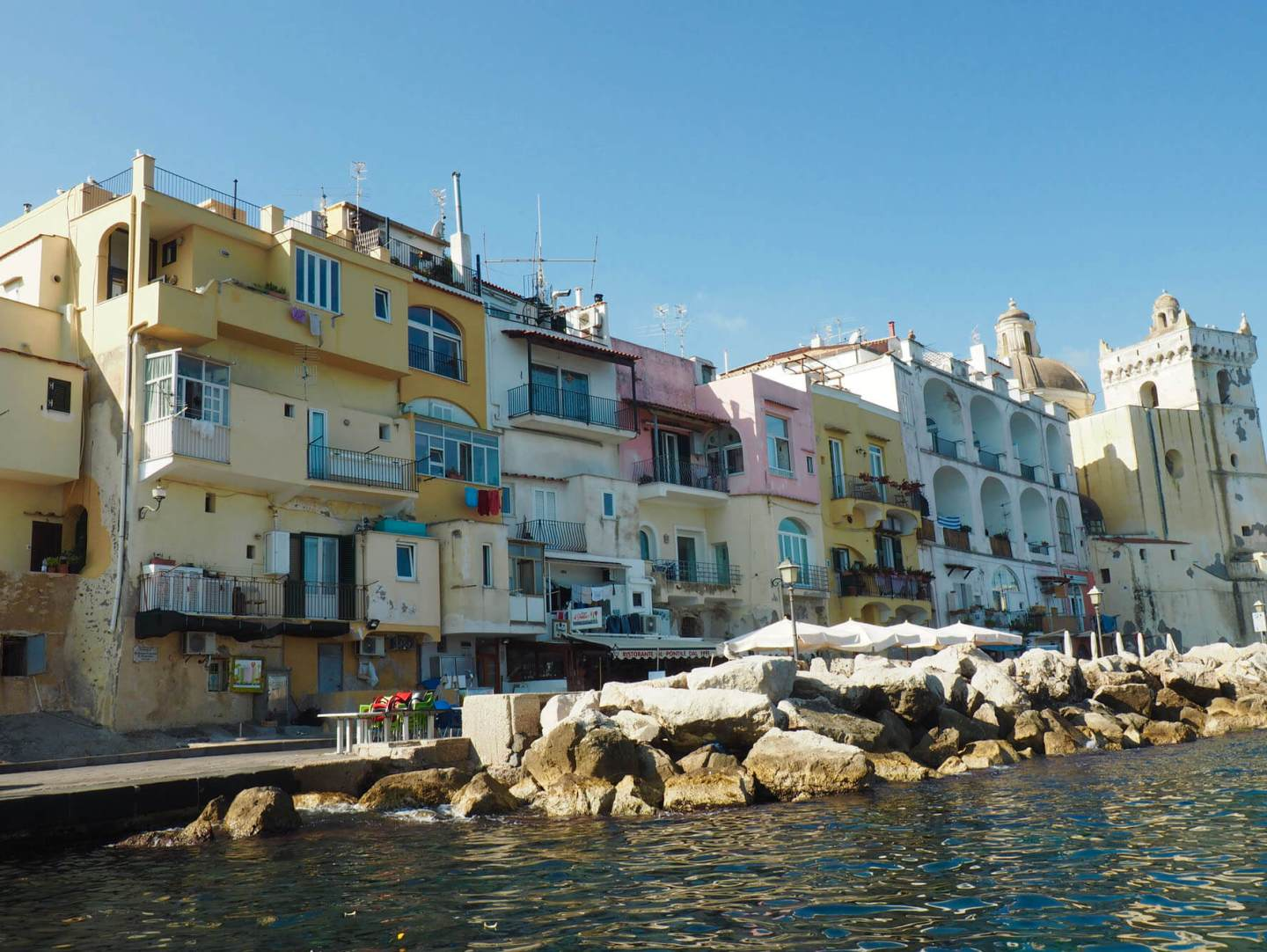 My First Impressions On The Island Of Ischia