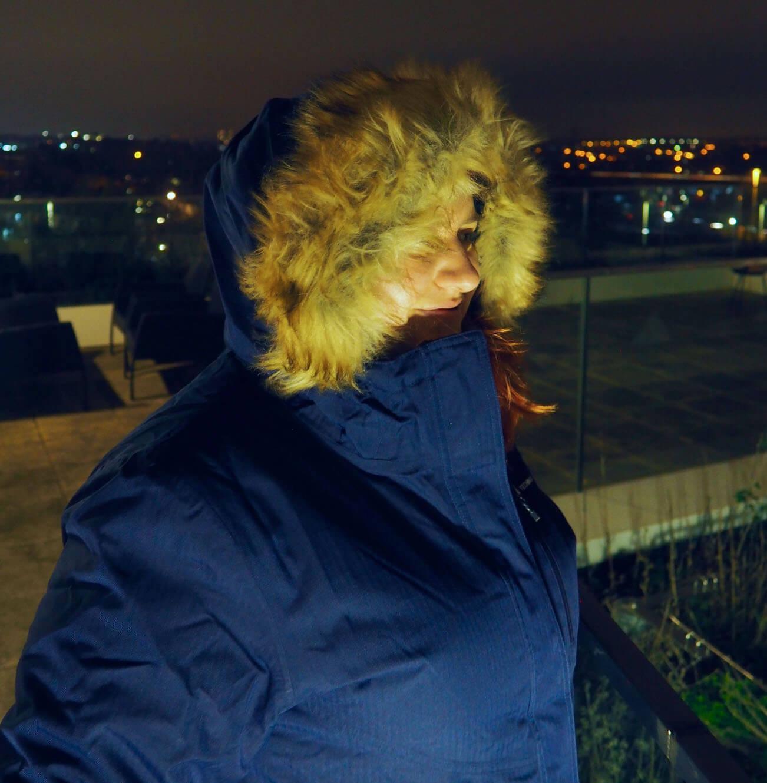 Technicals Coat with Hood