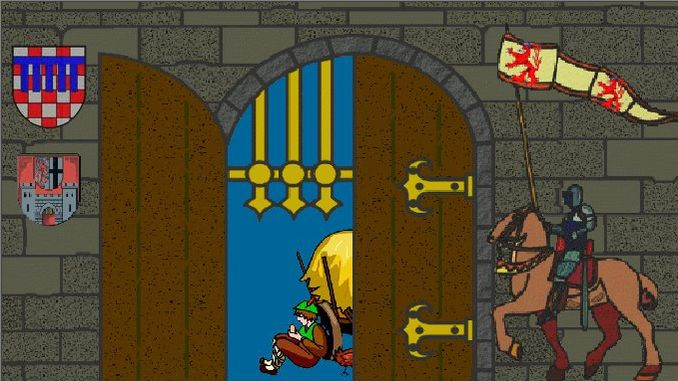 Town gate, city coats of arms Königswinter and Bad Honnef