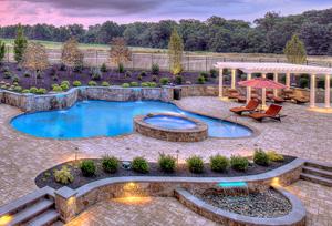 Montgomery County pool builder