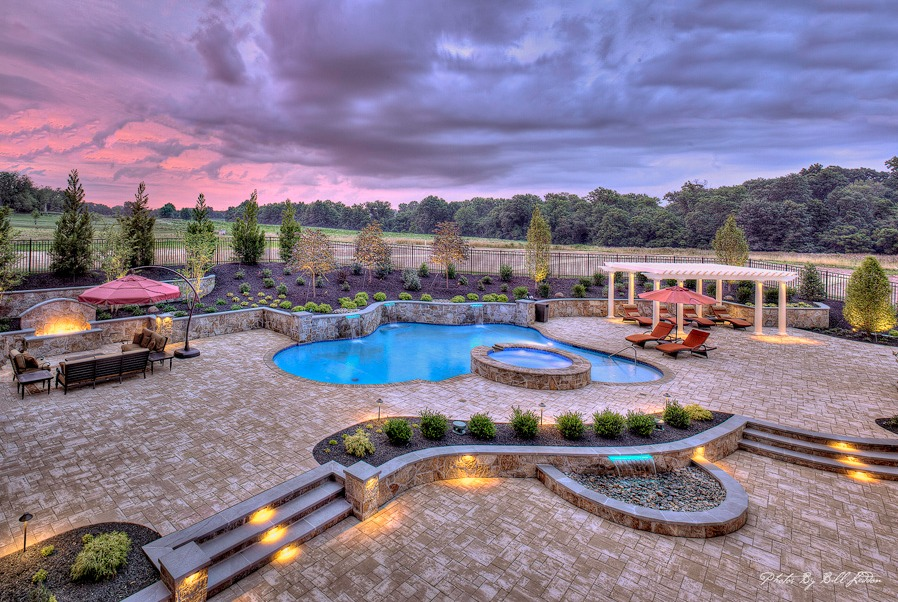 New Pool In Maryland 4 Reasons To Choose A Landscape Architect