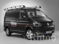 Rhino Aluminium Roof Rack for Mercedes Vito 2015 onwards.