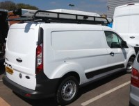 Modular Roof Rack for Ford Transit Connect 2014 onwards.