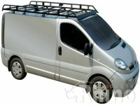 Modular Roof Rack for Vauxhall Combo 2001-2012.