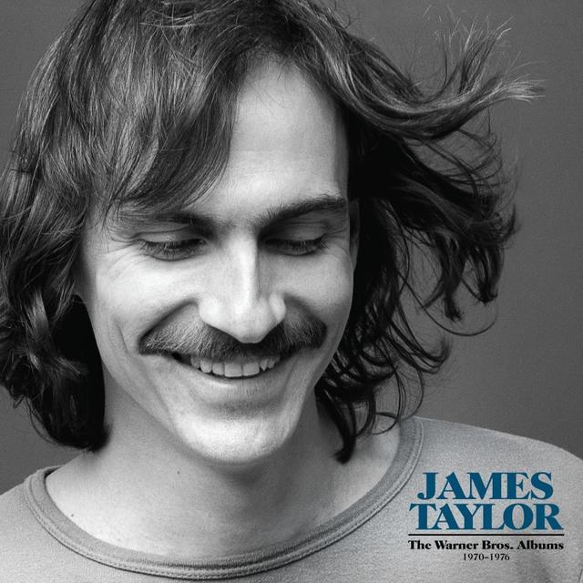 James Taylor Warner Bros Records Albums Remastered For Cd