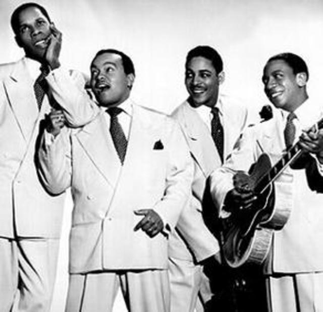 Image result for 1939 The Ink Spots