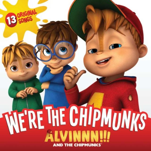 now available alvin and