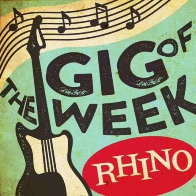 Gig Of The Week Blur  Glastonbury 2009  Rhino