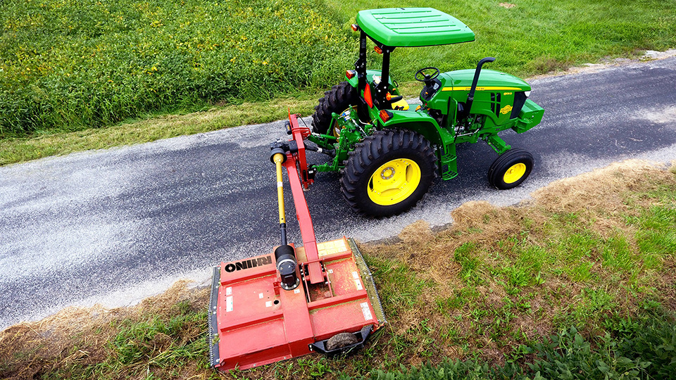 Rotary Boom Mowers For Compact Tractors : Boom and rotary mowers rhino ag