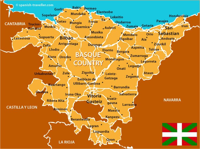 Image result for basque region