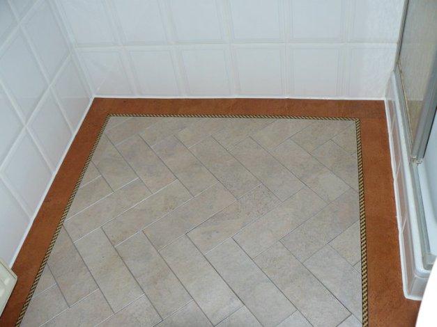 Kork im Badezimmer, feuchtraumgeeignet und sehr fußwarm