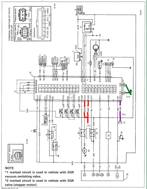 small resolution of ae 82 toyota corolla wiring diagram ae free engine image