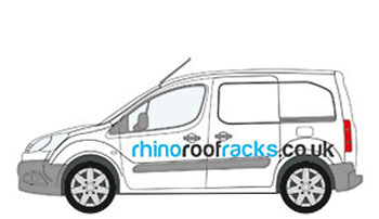 Citroen Van Roof Racks and Bars