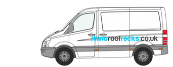 VW Crafter Roof Racks and Roof Bars