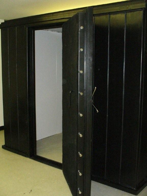 Gun Vault Gun Vaults Gun Safe Modular Gun VaultsEvidence Rooms