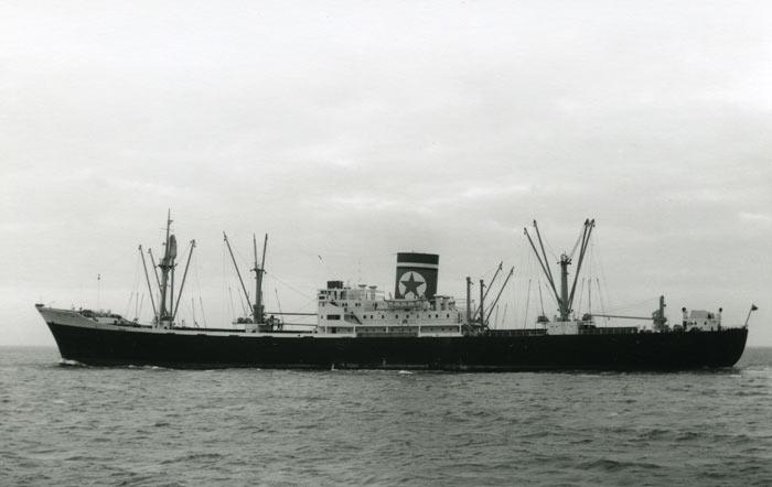 The Blue Star Line Ii